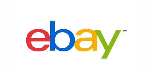 Logo nhận diện thương hiệu Ebay