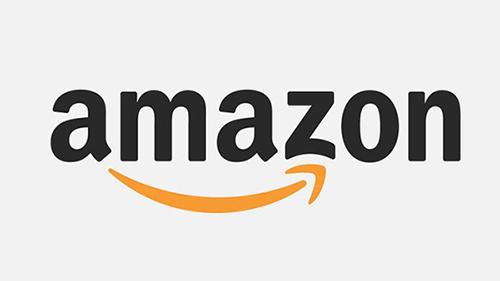 Logo nhận diện thương hiệu Amazon