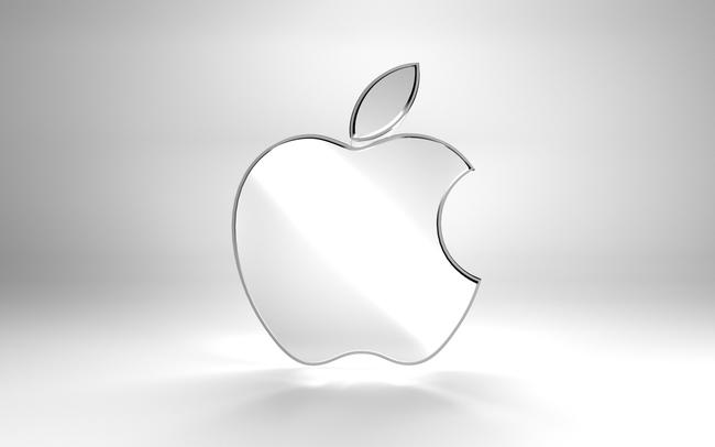 Logo nhận diện thương hiệu Apple