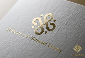 Thiết kế bộ nhận diện thương hiệu Spa Làm Đẹp H Beauty