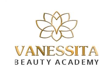Thiết kế logo công ty Vanessita Beauty Acadermy