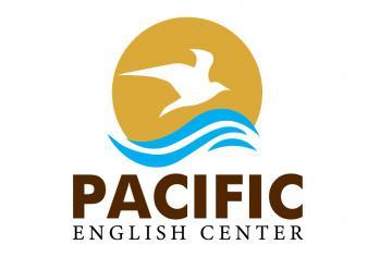Thiết kế logo trung tâm ngoại ngữ Pacific