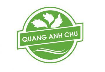 Thiết Kế Logo Thực Phẩm Sạch Quang Anh Chu