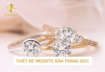 Demo Mẫu Website Bán Trang Sức
