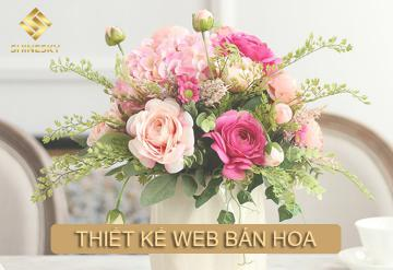Demo Mẫu Website Bán Hoa